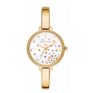 MICHAEL KORS • Gold Jaryn Watch MK3978